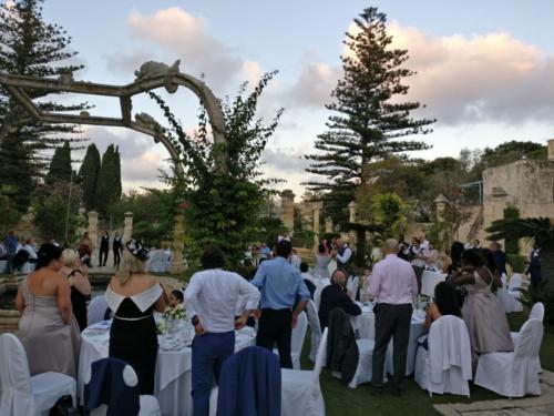 Malta Wedding Planner Rosemarie Villa Gardens weddings (3)
