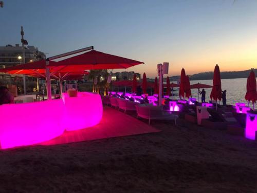 Beach Lido Bugibba Malta